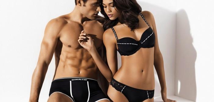 Just underwear