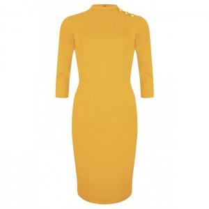 very_cherry_spy_wiggle_dress_honey
