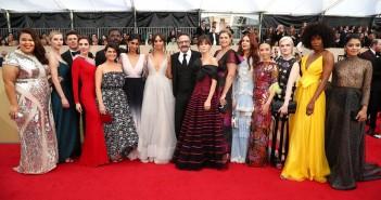 SAG Awards Fashion Review