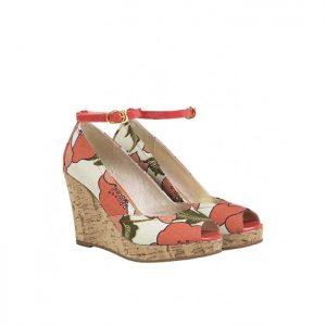 Very Cherry schoenen bloem