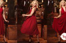 very cherry vintage mode