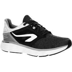 Hardloopschoenen+dames+Run+Comfort+zwart+grijs+1266913