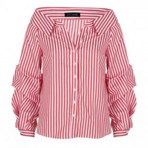 Lofty-Manner-blouse-print-LP35-Red-082554-1