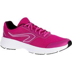 Loopschoenen+voor+dames+Run+Cushion+roze+1252597