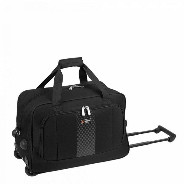 gabol-roll-wheel-bag-medium-reistas-black
